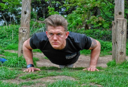 200 Press Up Workout