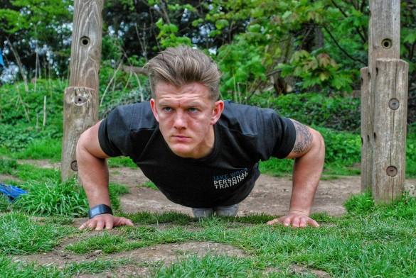 200 Press Up Workout