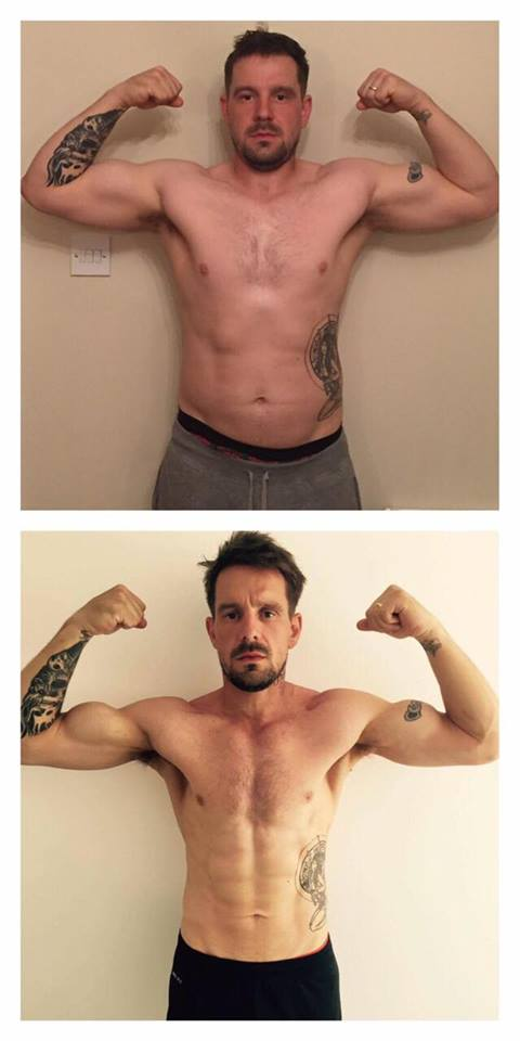 Stuart's 12 Week Body Transformation  for website