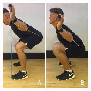 squat diagram